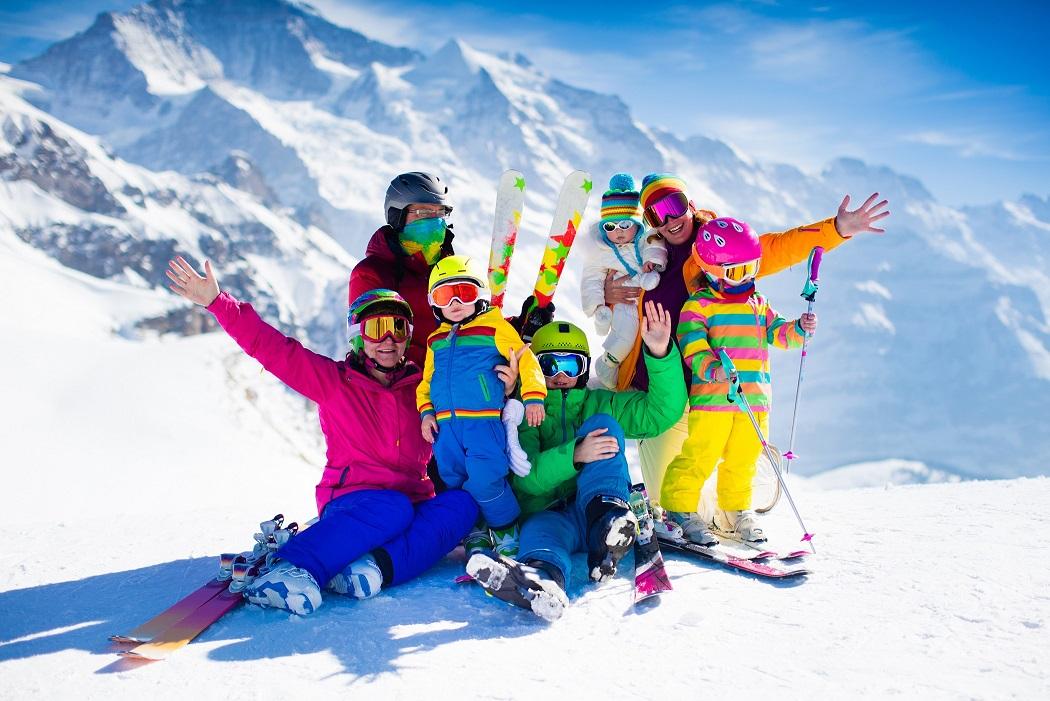 Ski_famille